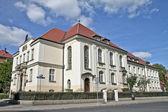 Academy of Music in Bydgoszcz - Poland — Stock Photo