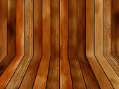 Abstract wooden background. + EPS8 — Stockvektor
