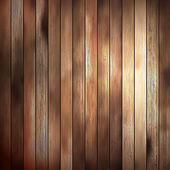 Background wood texture old panels. EPS 10 — Stock Vector