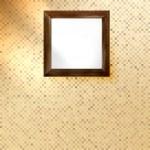 Golden mosaic interior. — Stock Vector #30013683