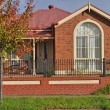 Australian family house — Stock Photo