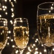 Champagne flutes — Stock Photo #16970341