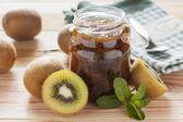 Kiwi jam — Stock Photo