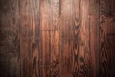 Rustic wooden panel background top view — Stock Photo