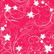 Pink wallpaper. - Stock vektor