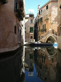 Canal at Venice — Stock Photo