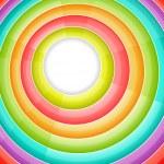 Multi Colored Background — Stock Vector