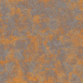 Seamless rusty metal texture — Stock Photo