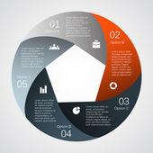 Modelo para sua apresentação de negócios (grande coleção) — Vetorial Stock