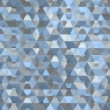 Seamless crystal texture — Stock Photo