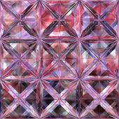 Seamless crystal texture — Stockfoto