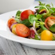 fresh salad&quot — Stock Photo #38974089