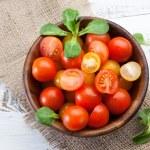 Cherry tomatoes — Stock Photo #38974145