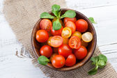 Cherry tomaten — Stockfoto