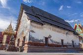 тайский старый храм — Стоковое фото