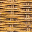 Weaving rattan — Stock Photo