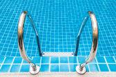 Pool ladder — Stock Photo