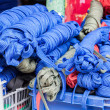 Stock Photo: Synthetic rope