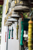 Bell in thai temple — Foto Stock