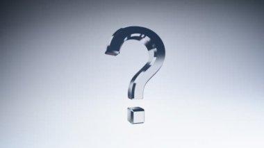 Too many questions — Стоковое видео