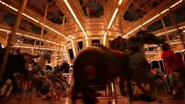 Carousel loop — Stock Video