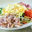 Chopped Salad - Stock Photo
