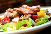Tropical Cranberry Chicken Salad — Stock Photo