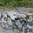 Panoramic View of Johnson Shut Ins In Missouri - Stock Photo