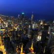 Aerial View of Chicago — Stock Photo #13389503