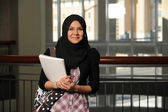 étudiant islamique — Photo