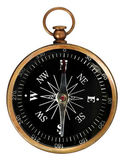 Vintage Compass With Clipping Path — Stock Photo