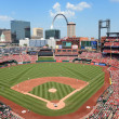 Постер, плакат: Busch Stadium in Saint Louis
