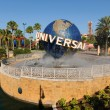 Universal Studios Entrance in Orlando, Florida - Stock Photo