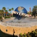 Universal Studios Entrance in Orlando, Florida — Stock Photo #13518930