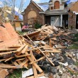 Destruction After Tornadoes Hit Saint Louis — Stockfoto
