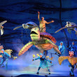 Finding Nemo Play at Disney World — Stock Photo