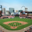Busch Stadium in Saint Louis — Stock Photo