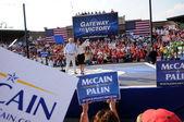 John McCain and Sarah Palin — Stock Photo