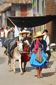 Women In Northern Peru — Stock Photo