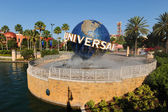 Universele studio's ingang in orlando, florida — Stockfoto