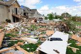 Destruction After Tornadoes Hit Saint Louis — Stock Photo