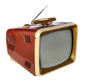 Vintage Television — Stock Photo