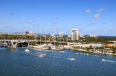 Port of Fort Lauderdale — Stock Photo