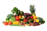 Fresh Fruits and Vegatables — Stock Photo