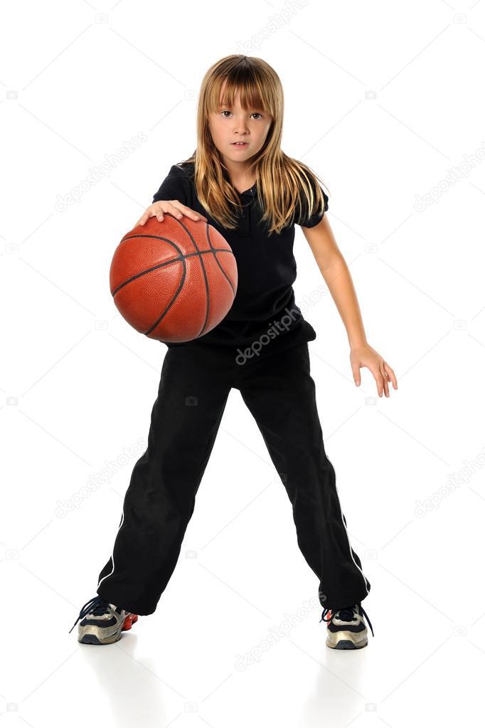 photo of girls playing basketball № 17618