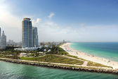 Miami Beach Florida — Stock Photo