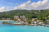 Ocho Rios in Jamaica — Stock Photo