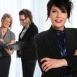 Businesswomen in Office — Stock Photo #13992651