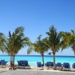 Resort Beach in the Caribbean - Lizenzfreies Foto