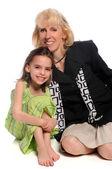 Matka i córka — Zdjęcie stockowe